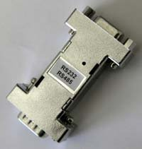 RS485 to RS232 adapter